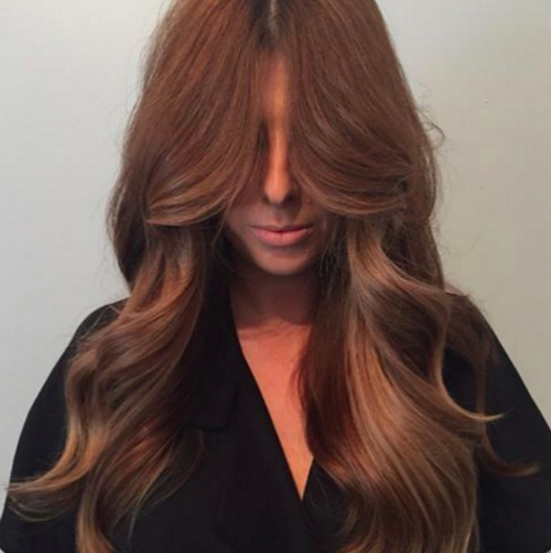 9 highlights for brown hair