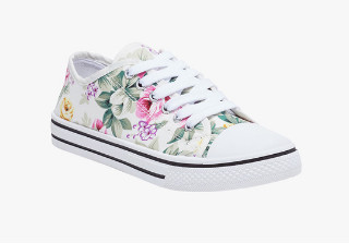 9 printed sneakers for college girls