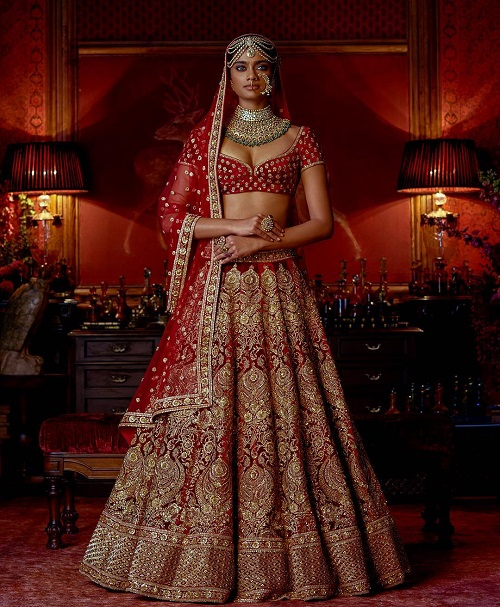 9 wedding lehenga for your personality
