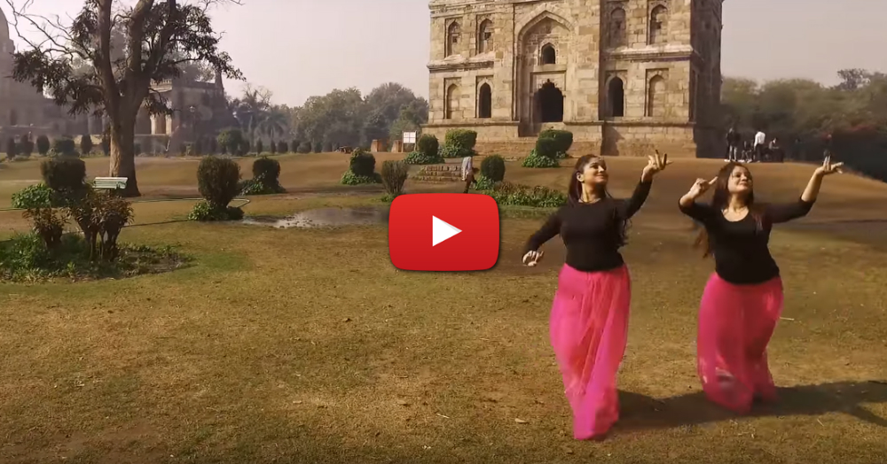 Two Indian Girls Dance To 'Afreen Afreen' - This Is AWESOME!
