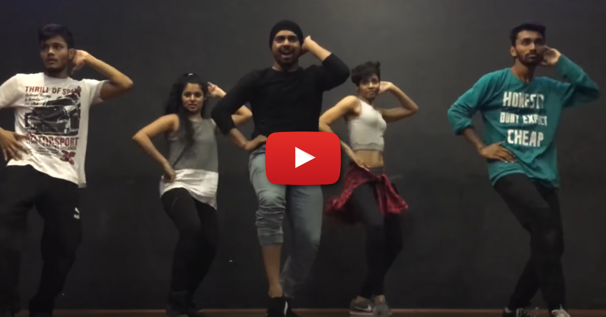 This 'Tu Cheez Badi' Dance Will Make You Go 'Mast Mast'! *Wink*