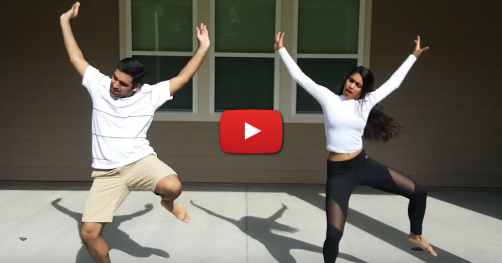 This 'Shape Of You' Bhangra Dance Is SO Much Fun!