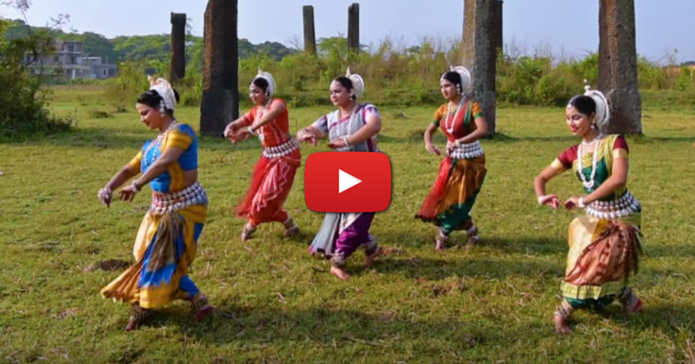 This Indian Choreography On 'Shape Of You' Is Just AMAZING!