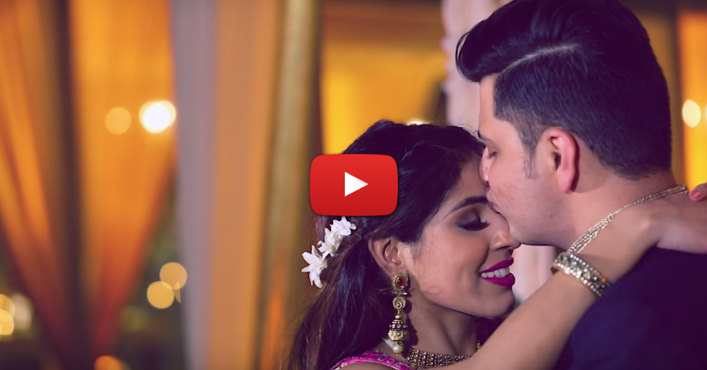 Dear Future Husband, Can Our Wedding Video Be *This* Magical?