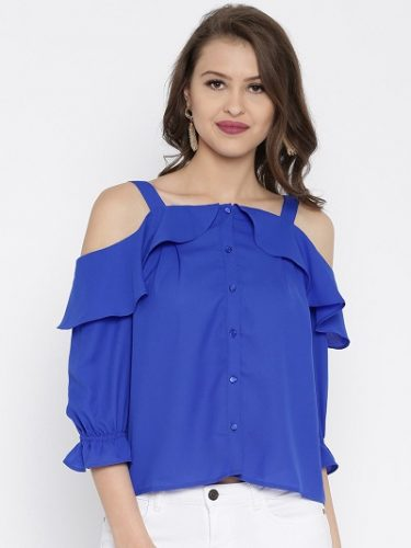 hues-of-blue-tops -to-make-you-look-slimmer