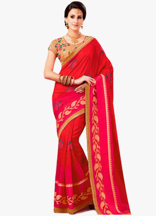 1 sarees for the new bride