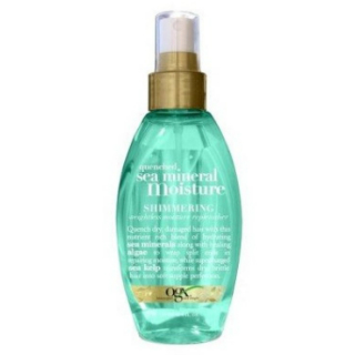 10 products to use after washing your hair - Organix Sea Mineral Moisture Shimmering Replenisher