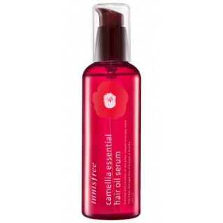 13 products to use after washing your hair - Innisfree Camellia Essential Hair Oil Serum