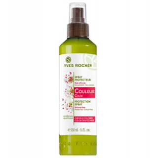 14 products to use after washing your hair - Yves Rocher Colour Hawthorn Protection & Radiance Spray
