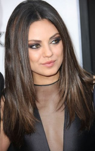 15-haircut-for-women-mila-kunis-long-straight-round-faces