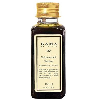 2 beauty products - kama ayurveda