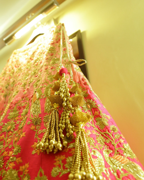 2 sangeet outfit