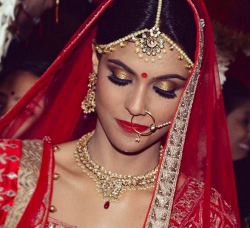 2 wedding beauty trends