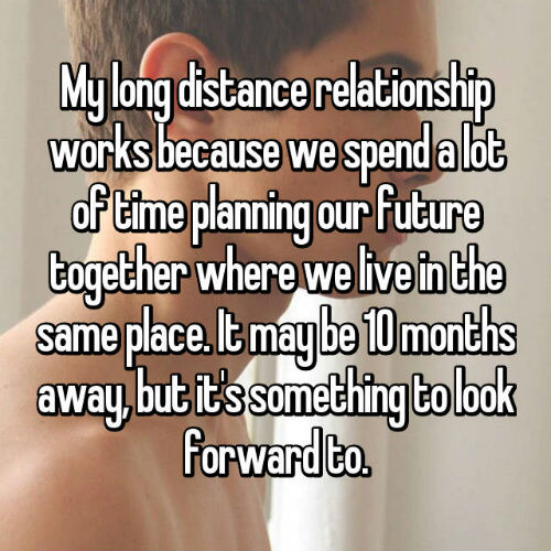 3 long distance love