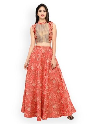 5 colourful and affordable lehengas