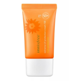7 beauty products - innsifree sunscreen