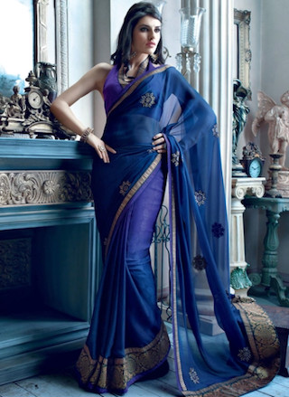 8 sarees for the new bride