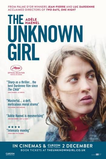 9 movies to watch - the unknown girl