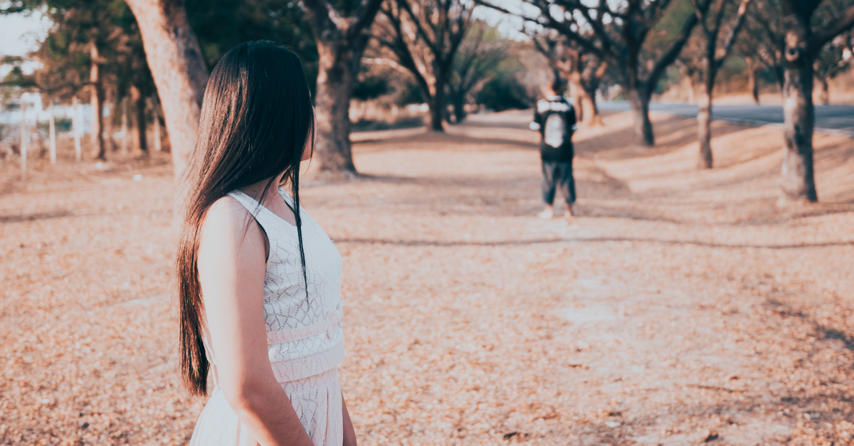 A Letter To My Ex… Who Still Wants To Be 'Good Friends'