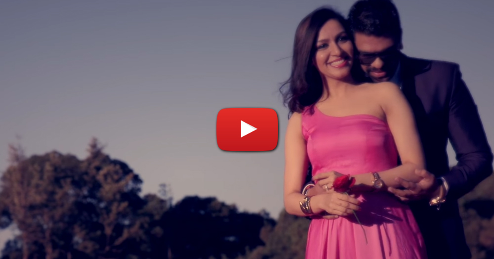 This 'Pehla Nasha' Pre-Wedding Video Will *Melt* Your Heart!