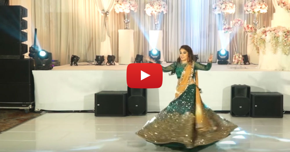 This Sister's Dance For Her *Brother & Bhabhi* Is So Beautiful!
