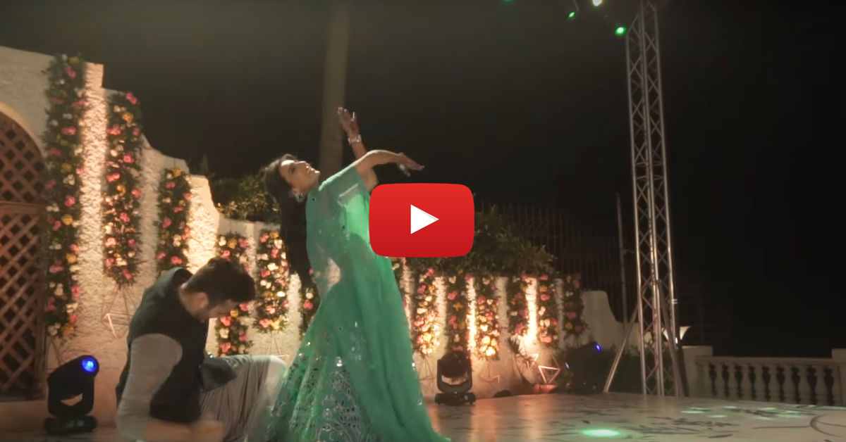 Masoom & Shailin's Sangeet Dance On 'Humma Humma' Is *Magical*