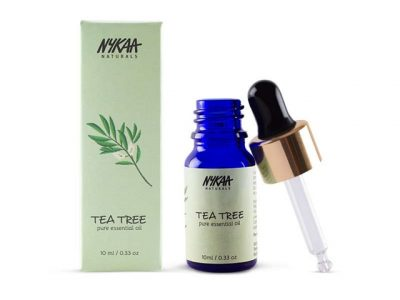 Nykaa-Naturals-Pure-Essential-Oil-Tea-Tree-Hair-Care-Products