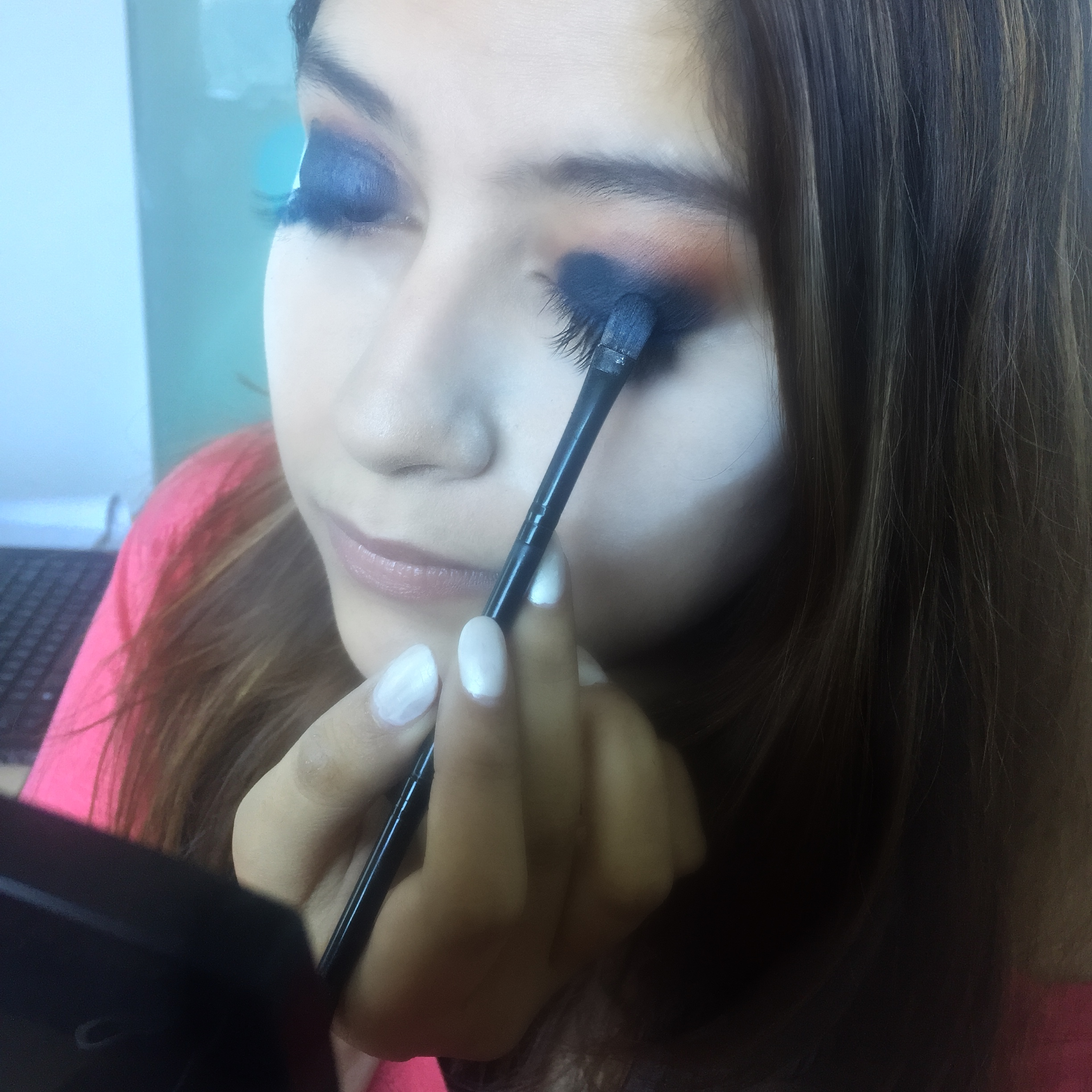 5. smokey eye makeup