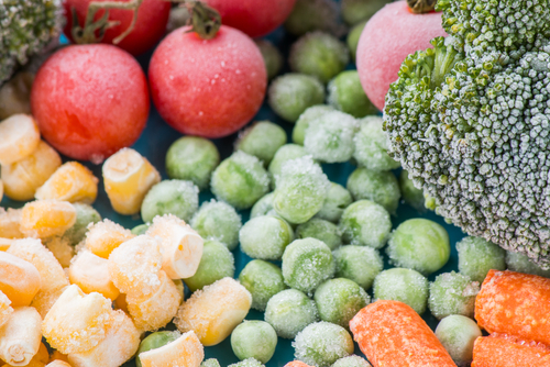 9 foods that are actually healthy frozen vegetables