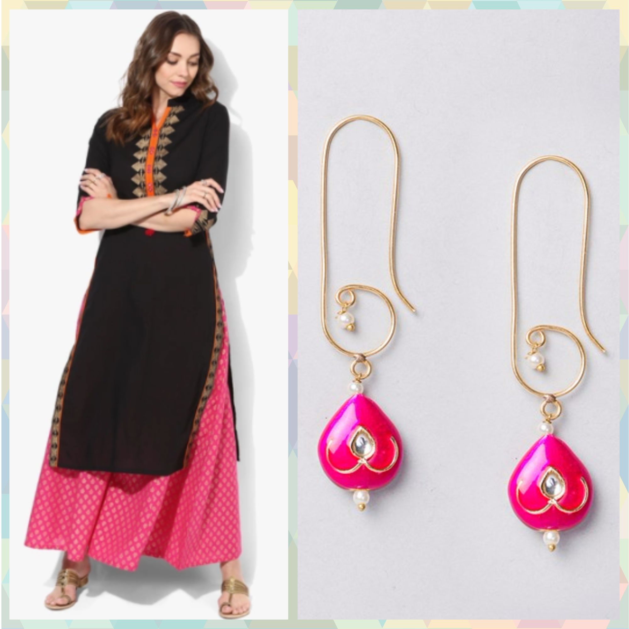 2-outfits for when you are on your period - Indian wear to the rescue!