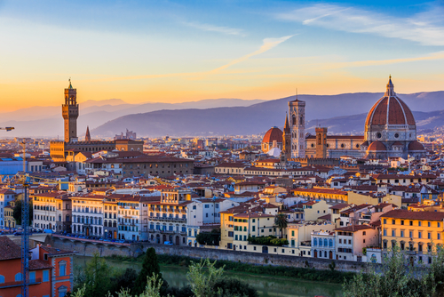 5 holiday destinations - florence
