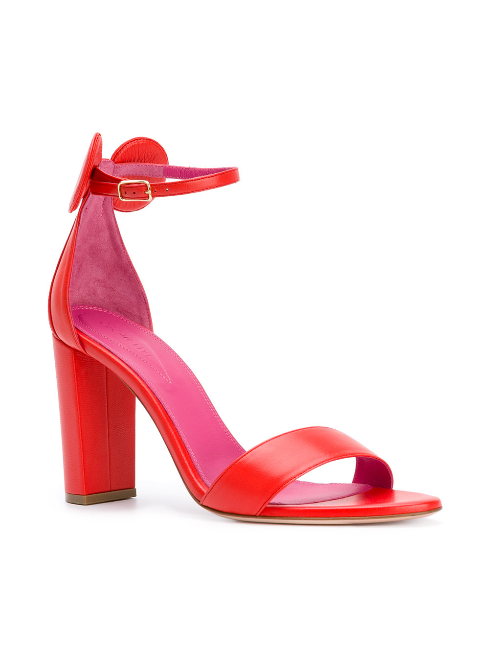 8 Mean reds minnie mouse heels