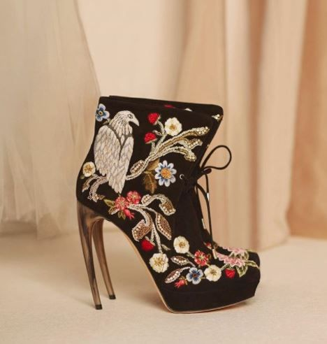 8. Most expensive shoes - Alexander Mcqueen