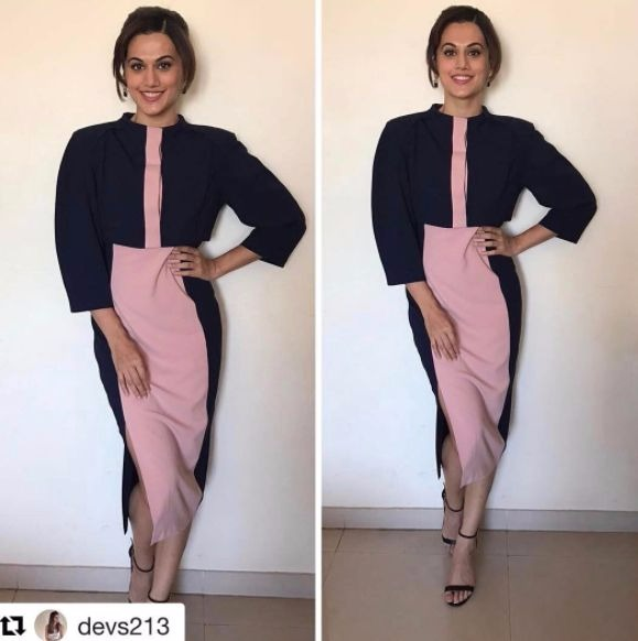 5 taapsee pannu