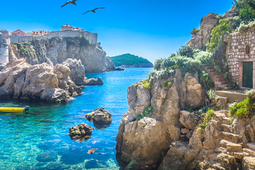 4 holiday destinations - croatia