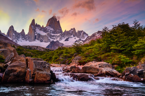 9 holiday destinations - argentina