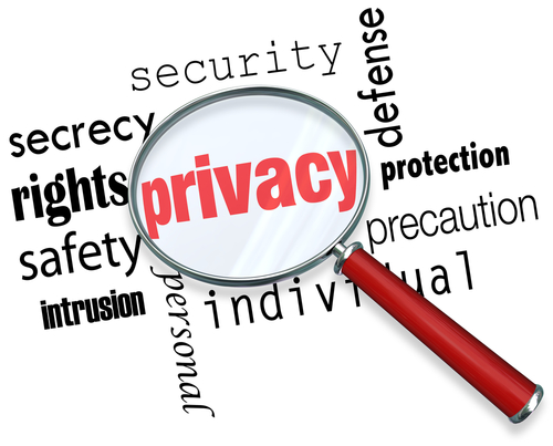3 right to privacy