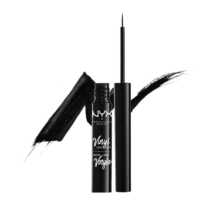 8 make up items NYX Professional Makeup Vinyl Liquid Liner Black
