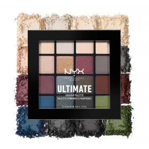 4-makeup palette-nyx eyeshadow palette