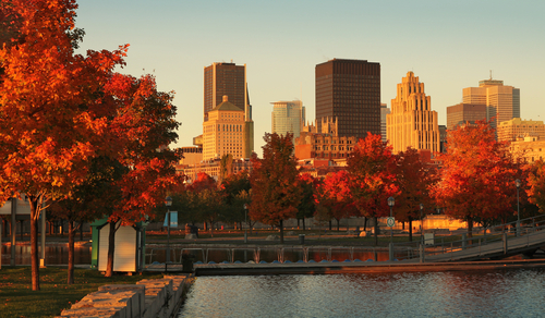 6 holiday destinations - montreal canada