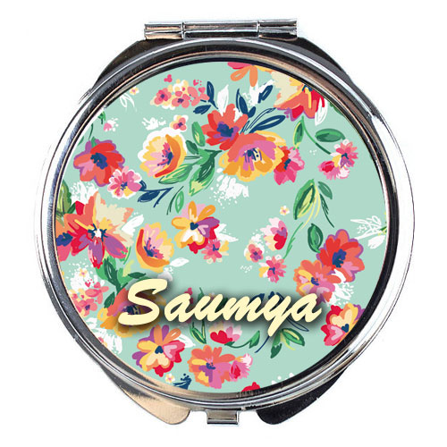 9 gifts for your bridesmaids compact mirror