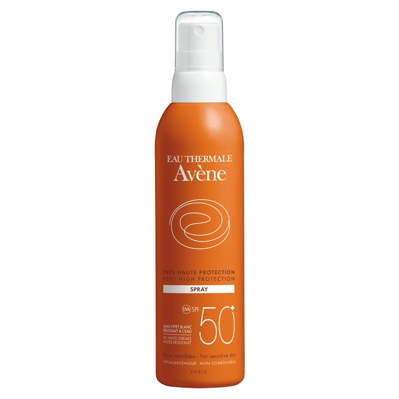 5 beauty hacks - Avene Very High Protection Spray