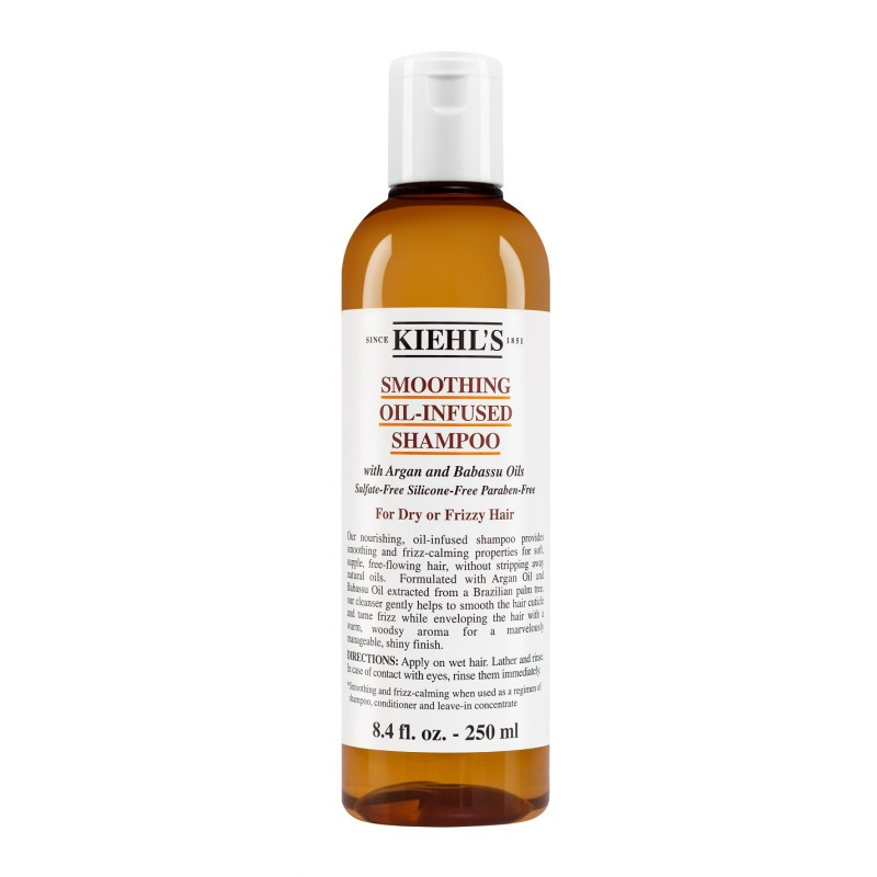 6 beauty hacks - kiehls shampoo