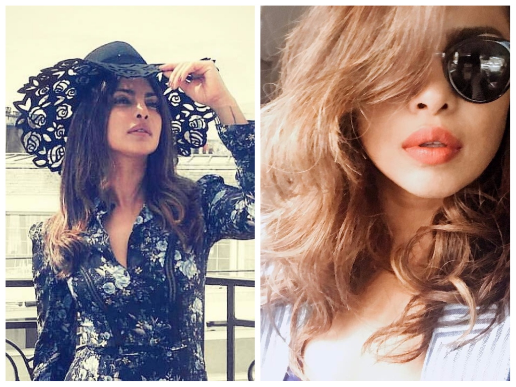 Priyanka Chopra Celebrity Hair Transformations