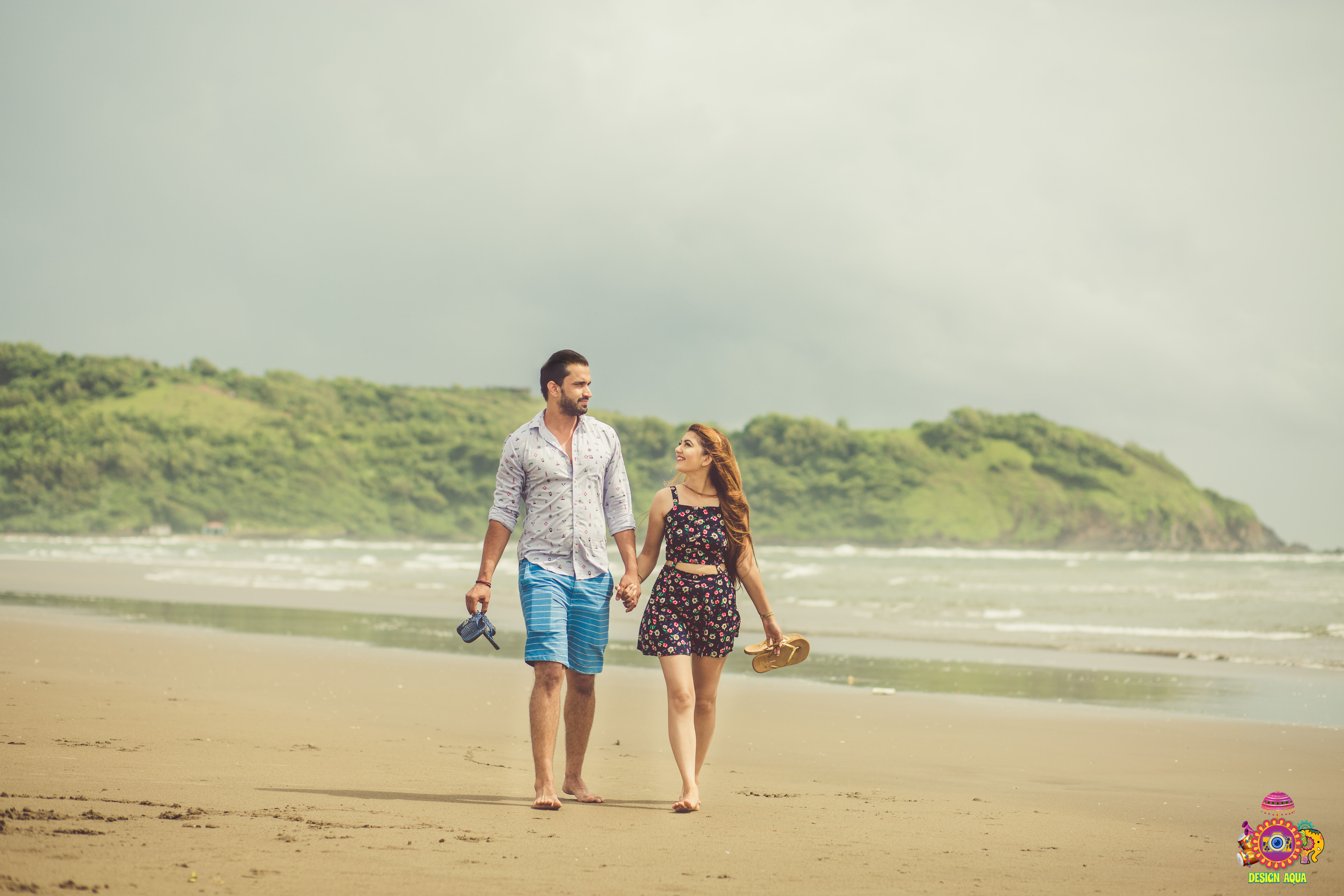 pre wedding pictures by the beach