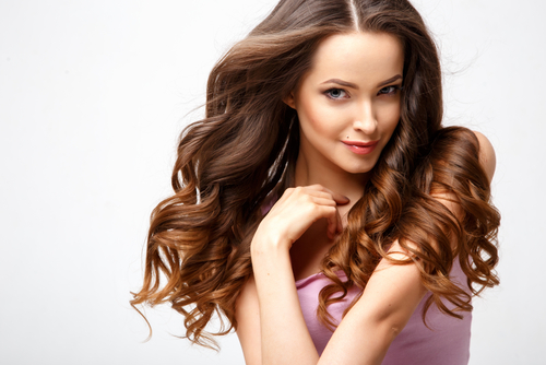 6 thinning hair gorgeous brown hair