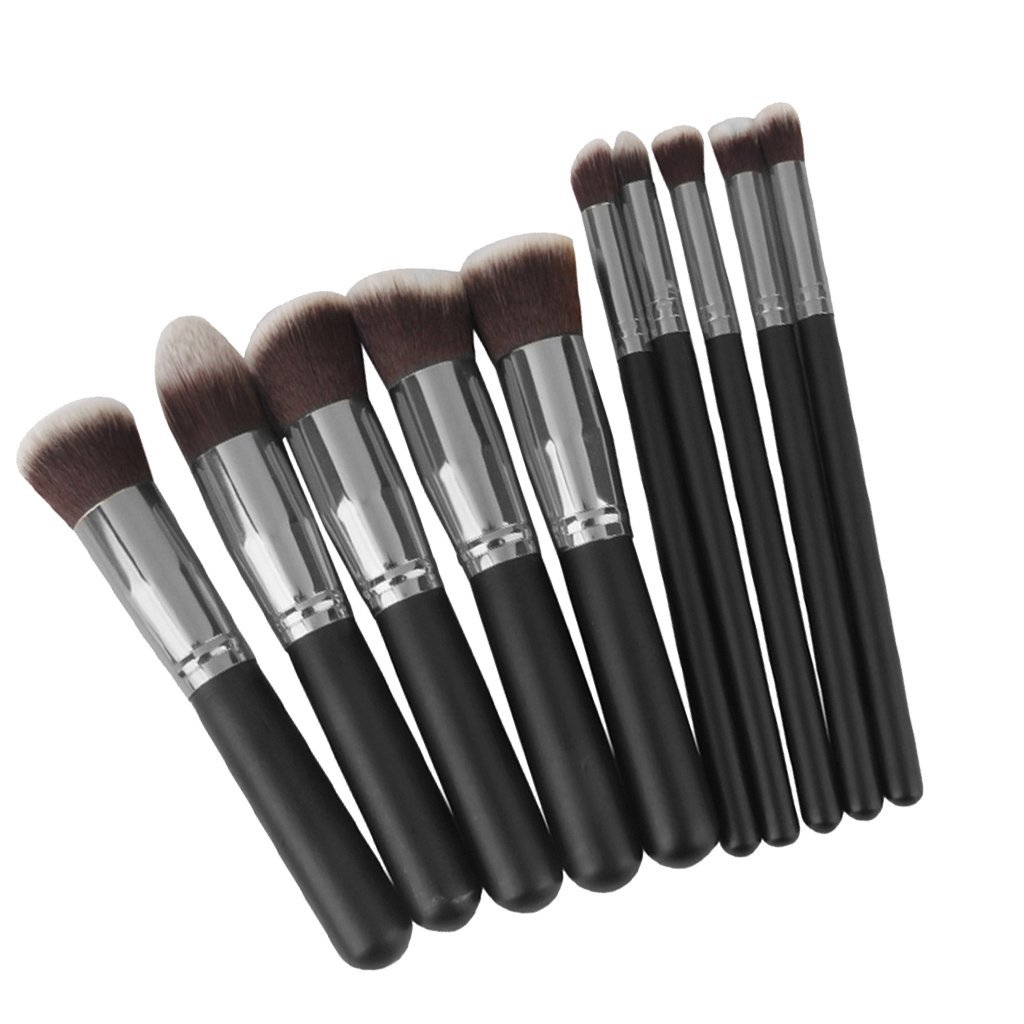 makeup lovers brush set