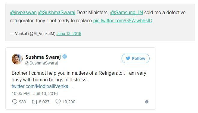 3 indian women - sushma swaraj