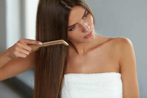 9 hair secrets - brush before going to bed