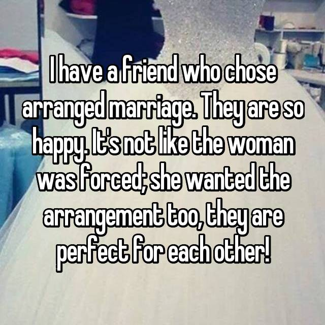 5 arranged marriage